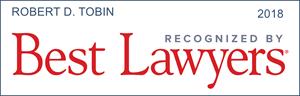 Robert D. Tobin Best Lawyer Badge