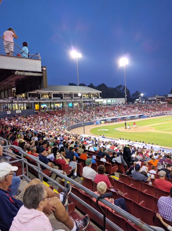 Thomas J. Dodd Memorial Stadium