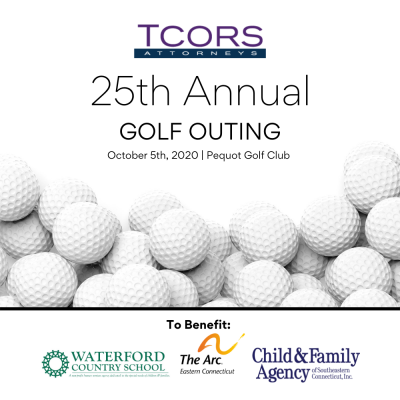 25th annual golf outing